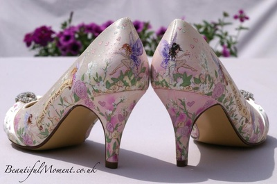 fairy theme shoes